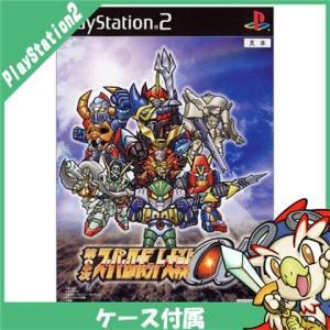 PS2 第2次スーパーロボット大戦α(通常版) プレステ2 PlayStation2 ソフト 中古