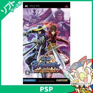 PSP 戦国BASARA バトルヒーローズ - PSP 中古