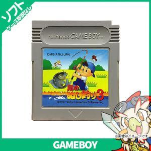 GB カートリッジ ソフトのみ 川のぬし釣り3 箱取説なし ゲームボーイ GameBoy【中古】|entameoukoku