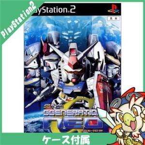 PS2 SDガンダム G GENERATION-NEO プレステ2 PlayStation2 ソフト...