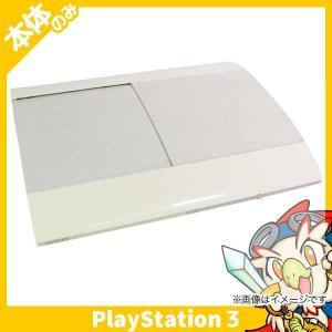 PS3 プレステ3 PlayStation 3 250GB クラシック・ホワイト (CECH-4000B LW) SONY ゲーム機 中古 本体のみ 送料無料|entameoukoku