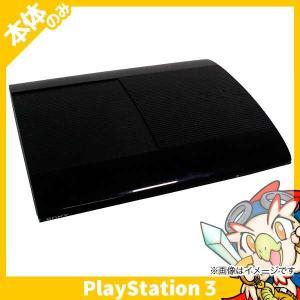 PS3 プレステ3 PlayStation 3 500GB チャコール・ブラック (CECH-4000C) SONY ゲーム機 中古 本体のみ 送料無料