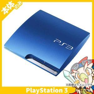 PS3 プレステ3 PlayStation 3 320GB スプラッシュ・ブルー CECH-3000BSB SONY ゲーム機 中古 本体のみ の商品画像 ナビ
