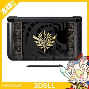 3DSLL モンスターハンター4 スペシャルパック 本体 のみ Nintendo 任天堂 ニンテンドー 中古 送料無料|entameoukoku
