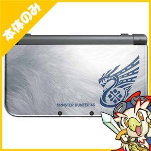 New3DSLL モンスターハンター4G スペシャルパック 本体 のみ Nintendo 任天堂 ニンテンドー 中古 送料無料|entameoukoku