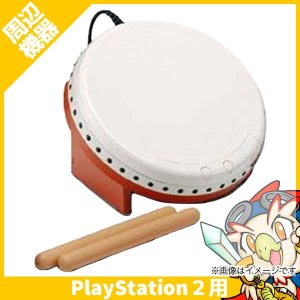 PS2 プレステ2 タタコン 太鼓の達人 周辺機器 コントローラー 中古 送料無料|entameoukoku