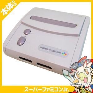 SFC スーファミ スーパーファミコン ジュニア 本体 のみ 中古 送料無料|entameoukoku