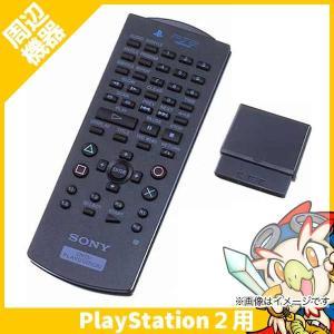 PS2 PlayStation 2専用 DVDリモートコントローラキット プレステ2 中古