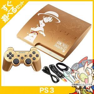 PS3 ワンピース 海賊無双 ゴールドエディション PlayStation 3 320GB (CEJH-10021) 中古 送料無料|entameoukoku