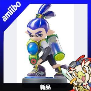 アミーボ amiibo ボーイ スプラトゥーンシリーズ WiiU 新品同様|entameoukoku