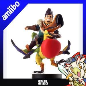 amiibo クルペッコ&ダン先輩 モンスターハンター ストーリーズ WiiU 新品同様|entameoukoku