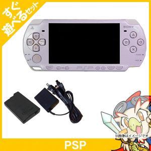 PSP ラベンダー パープル プレイステーションポータブル PSP-2000 中古 送料無料|entameoukoku