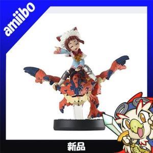 amiibo 隻眼のリオレウス&ライダー 女の子 モンスターハンター ストーリーズ WiiU 新品同様|entameoukoku