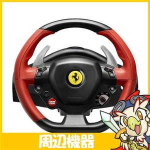 Ferrari 458 Spider Raching Wheel for Xbox One 中古 entameoukoku