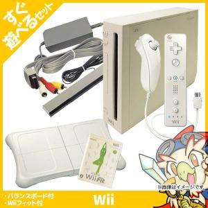遊んでダイエット Wii Fit バランスボード Wii 本体 お得セット 中古 送料無料|entameoukoku