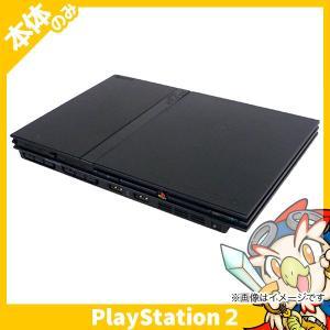 PS2 チャコール・ブラック (SCPH-77000CB) 本体のみ単品 中古|entameoukoku