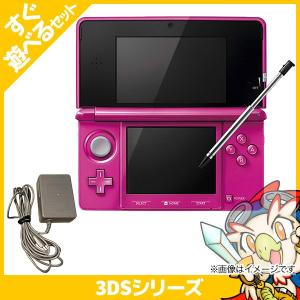 3DS ニンテンドー3DS グロスピンク(CTR-S-PDB...
