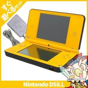 DSiLL ニンテンドーDSi LL イエローUTL-S-YKA 本体 すぐ遊べるセット Nintendo 任天堂 ニンテンドー 中古 送料無料|entameoukoku
