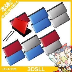 3DS LL 本体 2台セット 選べる組み合わせ タッチペン付き Nintendo 任天堂 ニンテンドー 中古 送料無料|entameoukoku