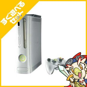 Xbox 360 通常版 HDMI端子搭載 HDD20GB 本体 すぐ遊べるセット 中古