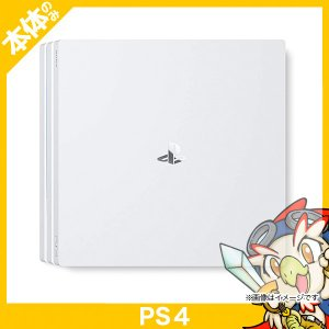 PS4 Pro グレイシャー・ホワイト 1TB (CUH-7200BB02) 本体 のみ 中古|entameoukoku