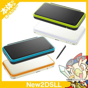New2DSLL 本体のみ タッチペン付 選べる4色 ニンテンドー Nintendo 任天堂 中古|entameoukoku