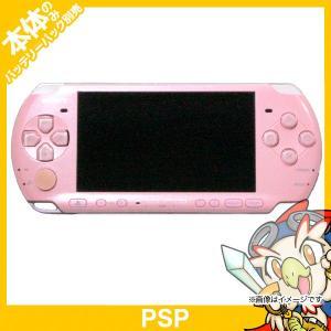 PSP 3000 ブロッサム・ピンク PSP-3000ZP 本体のみ PlayStationPortable SONY ソニー 中古 送料無料|entameoukoku