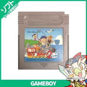 GB 海のぬし釣り2 ソフトのみ 箱取説なし ゲームボーイ GameBoy 中古|entameoukoku