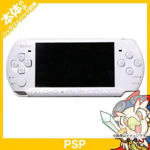 PSP 3000 パール・ホワイト PSP-3000PW 本体のみ PlayStationPorta...