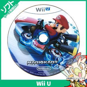 WiiU マリオカート8 ソフトのみ 取説箱なし ディスク ニンテンドー Nintendo 任天堂 中古|entameoukoku