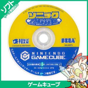 GC ソニック メガコレクション ソフトのみ 箱取説なし ディスク ゲームキューブ ニンテンドー レトロゲーム 中古 entameoukoku