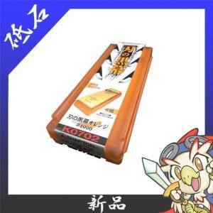 シャプトン 刃の黒幕 オレンジ #1000 新品 砥石|entameoukoku
