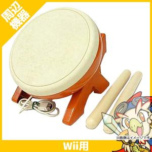 Wii 太鼓の達人 タタコン 太鼓とバチ 純正 中古