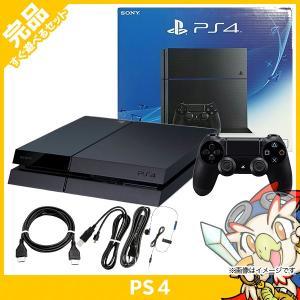 PS4 プレステ4 プレイステーション4 ジェット・ブラック 1TB (CUH-1200BB01) 本体 完品 外箱付き PlayStation4 SONY ソニー 中古 送料無料 entameoukoku