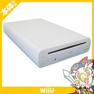 WiiU ニンテンドーWiiU Wii U スーパーマリオメーカー セット 本体のみ 本体単品 Nintendo 任天堂 ニンテンドー 中古 送料無料 entameoukoku