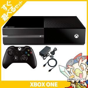 XboxOne Xbox One 発売記念版 (タイタンフォール同梱) (5C7-00034)本体 すぐ遊べるセット コントローラー付 マイクロソフト 中古 entameoukoku