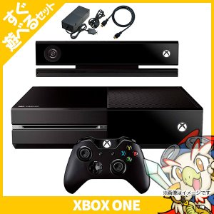 XboxOne Xbox One + Kinect (Day One エディション) (6RZ-00030) 本体 すぐ遊べるセット コントローラー付き マイクロソフト 中古 送料無料|entameoukoku