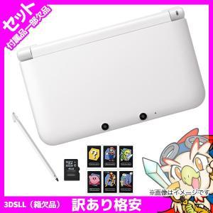 3DS LL ホワイト 本体 ニンテンドー 任天堂 NINT...
