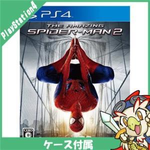 PS4 プレステ4 アメイジング・スパイダーマン2 - PS4 ソフト ケースあり PlayStation4 SONY ソニー 中古 送料無料|entameoukoku