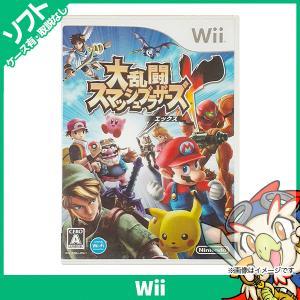 Wii ウィー スマブラ 大乱闘スマッシュブラザーズX ソフ...