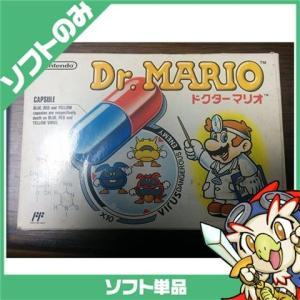 ファミコン ドクターマリオ ソフトのみ ソフト単品 中古 送料無料|entameoukoku