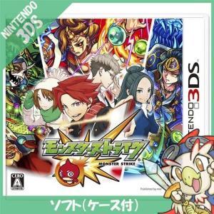 3DS ニンテンドー3DS モンスターストライク 3DS ソフト 中古 送料無料|entameoukoku