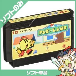 ファミコン パックランド ソフトのみ ソフト単品 Nintendo 任天堂 ニンテンドー 中古 送料無料|entameoukoku