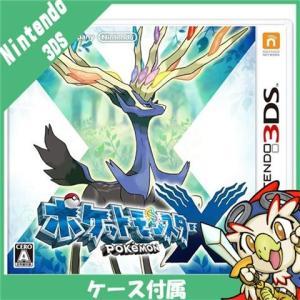 3DS ニンテンドー3DS ポケットモンスター X ソフト ...