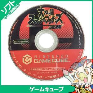 GC ゲームキューブ 大乱闘スマッシュブラザーズDX スマブラ ソフトのみ ソフト単品 GAMECUBE 任天堂 ニンテンドー entameoukoku