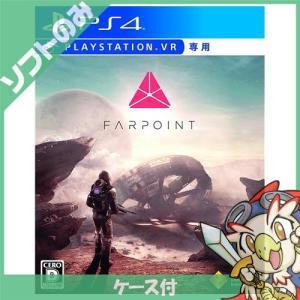 PS4 プレステ4 プレイステーション4 Farpoint VR専用 ソフト ケースあり PlayS...