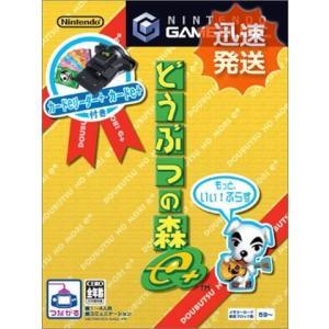 GC ゲームキューブ カードリーダー どうぶつの森 e+ Nintendo 任天堂 ニンテンドー 中古 送料無料|entameoukoku
