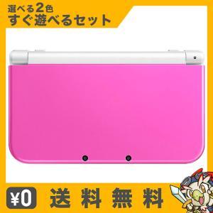 New3DSLL Newニンテンドー3DSLL 本体 すぐ遊べるセット 選べる2色 Nintendo...