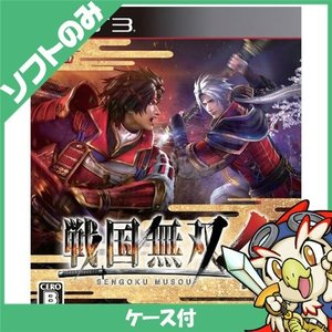 PS3 プレステ3 プレイステーション3 戦国無双4 通常版 ソフト ケースあり PlayStation3 SONY ソニー 中古 送料無料|entameoukoku