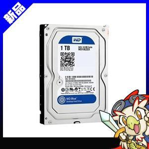 WD HDD 内蔵ハードディスク 3.5インチ 1TB WD Blue WD10EZEX SATA3.0 7200rpm 64MB 新品|entameoukoku
